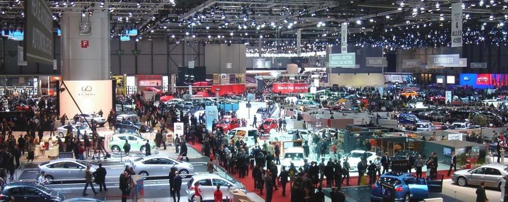 Salone internazionale dell'Auto di Ginevra  Tante novità e in vetrina vetture da sogno