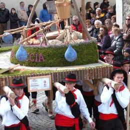 I Pasquali sono pronti per la sfilata  Bormio aspetta migliaia di visitatori