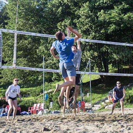 Area porettina sar come stare al mare una piscina e campi per il beach volley cronaca prata - Piscina hidron campi ...