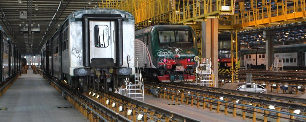 Piano straordinario per ristrutturare i treni più vecchi
