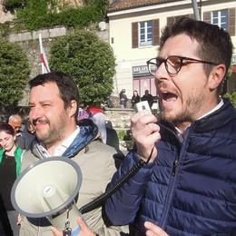 Salvini per ora non ritira la querela   La Lega vuole le scuse di don Alberto