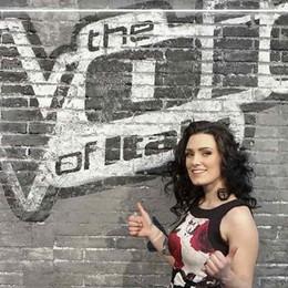 Talamona culla di talenti: Annalisa a The Voice. Come la sua maestra