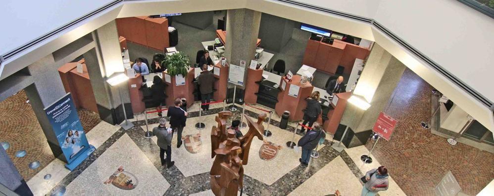 Il Credito Valtellinese chiude 50 filiali