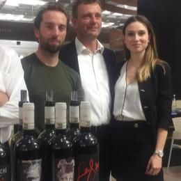 «Vetrina milanese per i nostri vini»