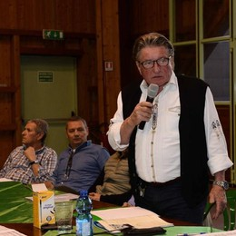 Cacciatori a raccolta: «Palamukka a regime un ottimo risultato»