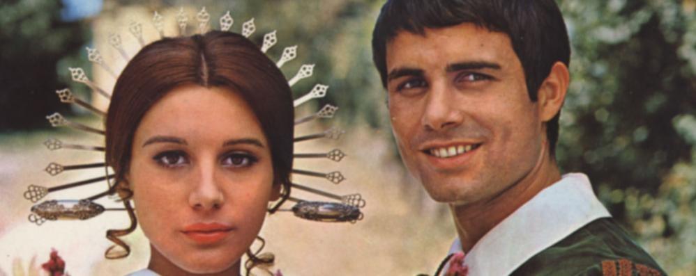 Nino Castelnuovo è malato L'appello della moglie in Tv