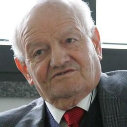Addio a Cardelio Sertori, fondatore Stps  «Punto di riferimento, una vera roccia»