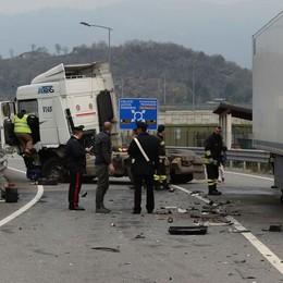 Raffica di incidenti stradali  Al Trivio tragedia sfiorata