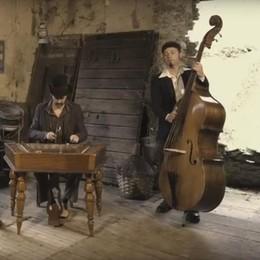 Magia Manoucherie Quartet a Berbenno: voleranno fantasia e... piedi