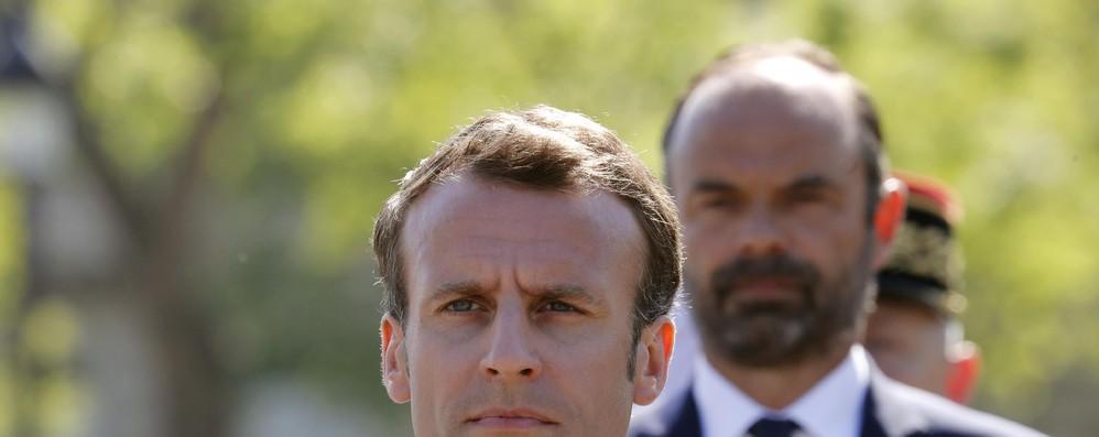 Parigi, Macron, 'paghiamo ma non cediamo un millimetro'
