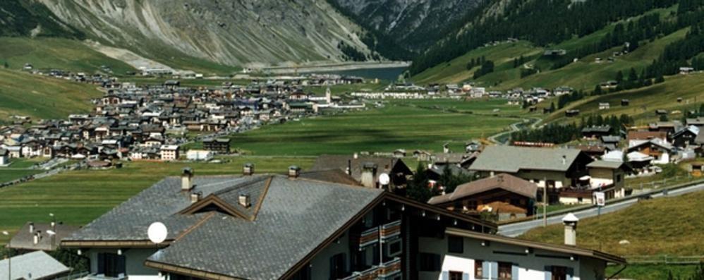 Livigno, un nuovo impianto di sci al Mottolino