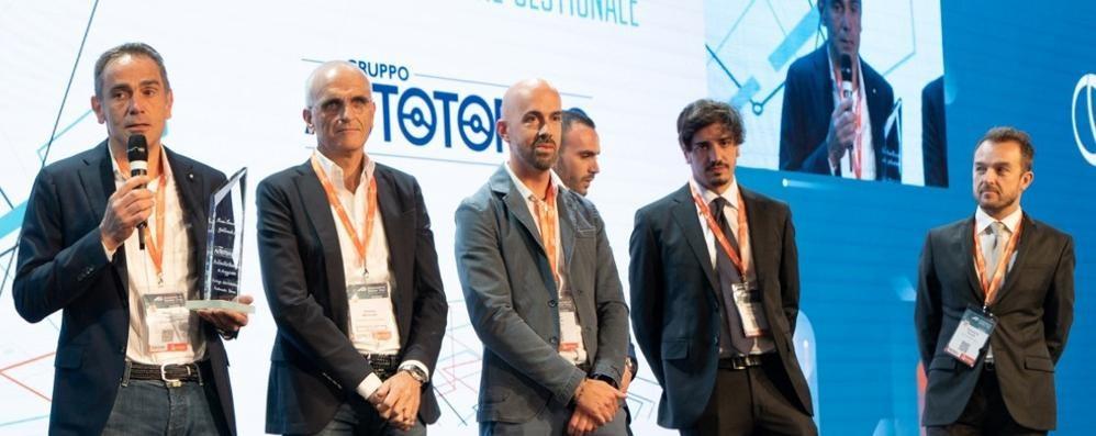 Sempre meno carta, al gruppo Autotorino il premio innovazione