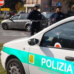 Sequestrate 38 auto non assicurate  A Valmadrera cresce l'allarme