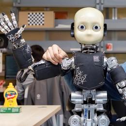 Icub, il robot umanoide Il futuro passa da Lecco