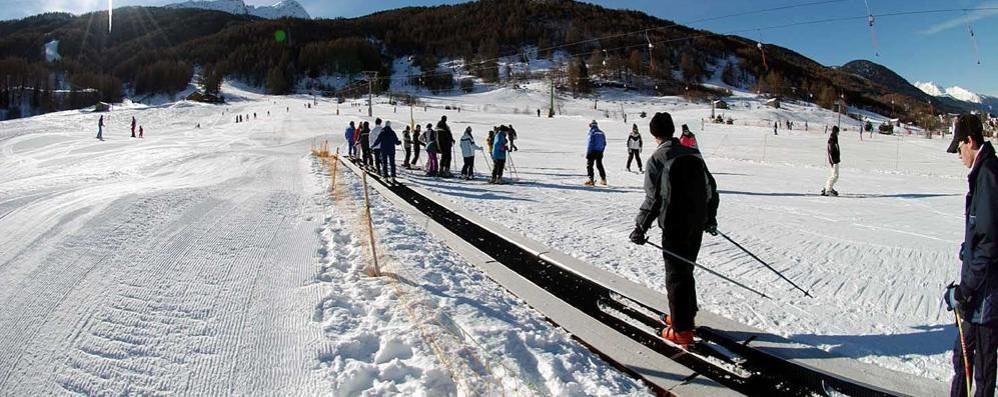 Il turismo cresce e premia il Tiranese  Molti gli stranieri