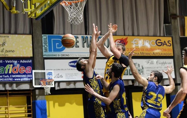 Basket serie C Silver, buona la prima per la Pezzini