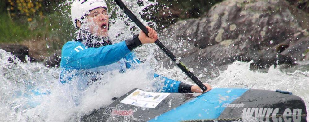 Canoa e kayak, Dell'Agostino secondo nella sfida tricolore