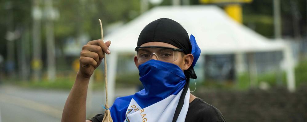 Parlamento europeo condanna brutale repressione in Nicaragua