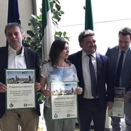Ex Cartiera di Tirano, fondi e sgravi fiscali  per chi rilancia l'area