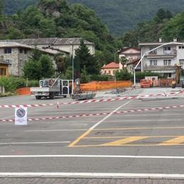 """Chiavenna, """"assalto"""" nel weekend  Rivoluzione per viabilità e parcheggi"""