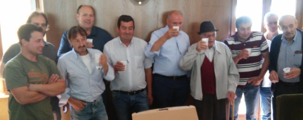 Cooperativa contadina  Pini è il nuovo presidente