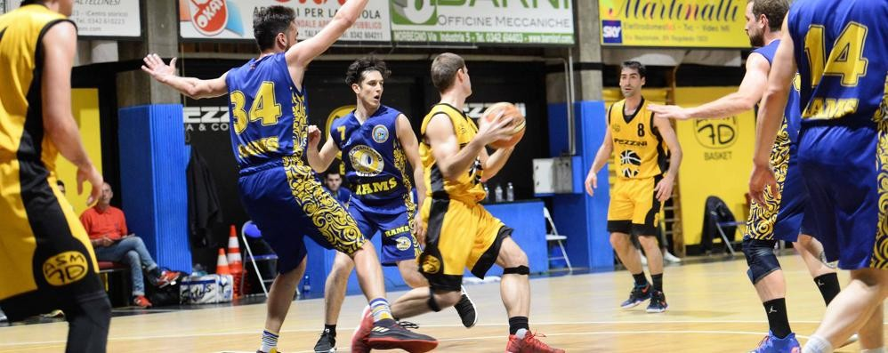 Basket serie C, Nava nuovo presidente Asm 70 Morbegno con Ronconi coach