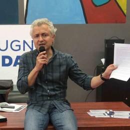 Giugni: «Il vero confronto è con Salvini»