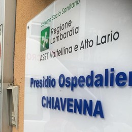 Pochi medici, Chiavenna a rischio