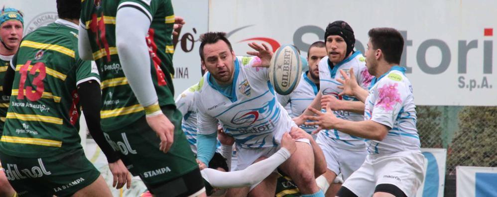 Rugby, Dal Toè nuovo coach per il Sondrio