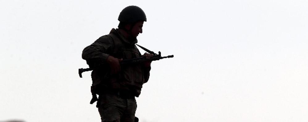 «Da Como almeno   7 foreign fighters»