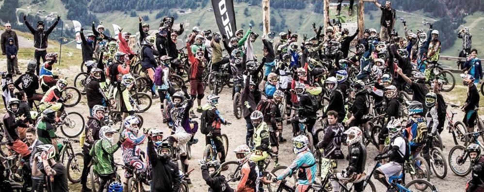 Sport outdoor, inizio con il botto  Al bike park emessi 450 ticket