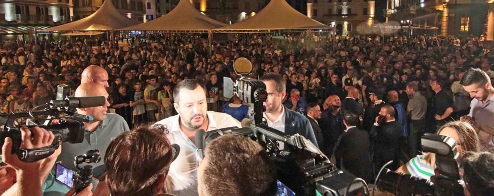 Molteni a Salvini: «Le pecche a Sondrio dovute alla Regione»