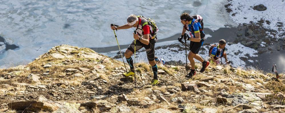Corsa in montagna, Tavernaro e Pedroni vincono la Doppia W ultra 60