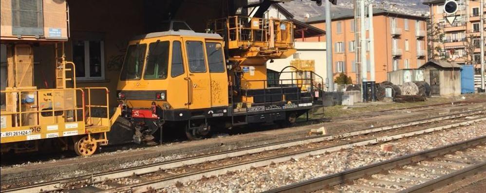 Treni e rumore a Sondrio, interviene il prefetto