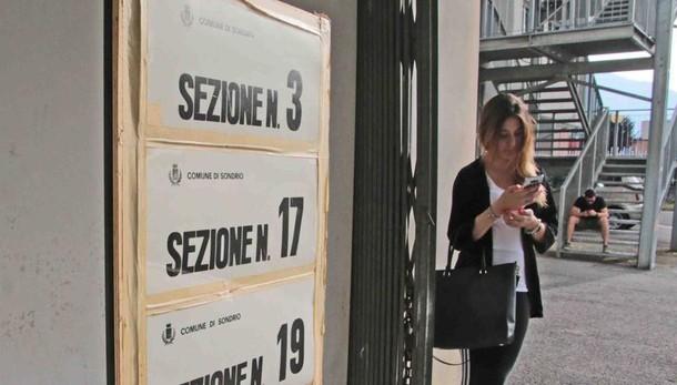 Ballottaggio a Sondrio, sfida all'ultimo voto