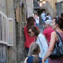 Torna ScarpatettiArte a Sondrio. Sessanta artisti tra i vicoli cittadini