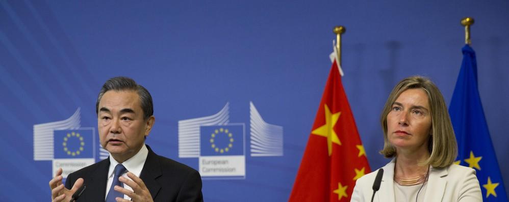 Dazi: Mogherini, ora cruciale cooperazione tra Ue e Cina