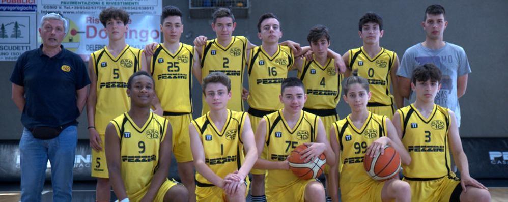 Basket, alla Pezzini il torneo giovanile al PalaMattei