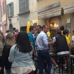 La Notte bianca non delude: un pienone a Chiavenna
