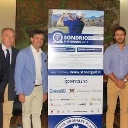Torna Street Golf, tra sport e turismo: «Proposta vincente»