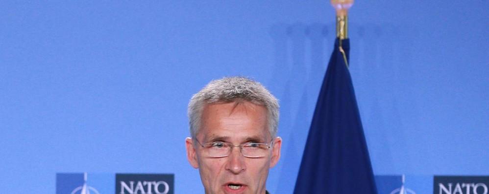 Nato: Stoltemberg, in 'aumento' spesa difesa degli alleati