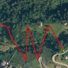 """Emozioni in alta quota ad Albaredo: con la """"rail zip line"""" lungo vallette e boschi"""