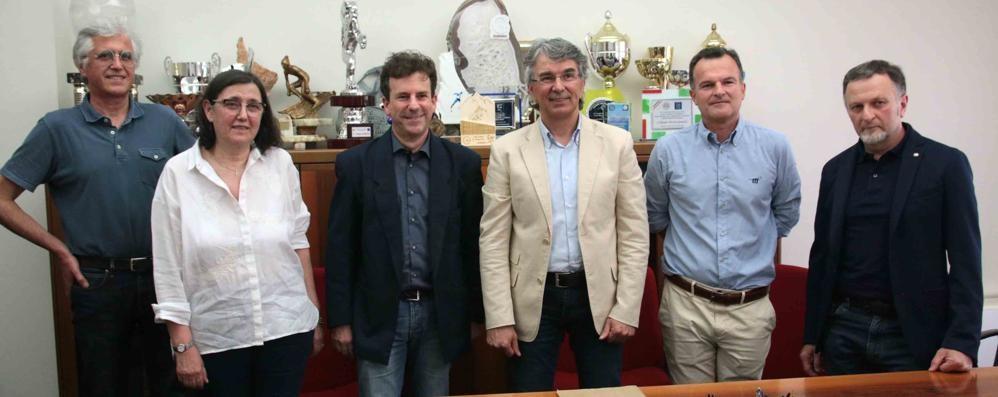 Laurea per i geometri a Sondrio, corso innovativo