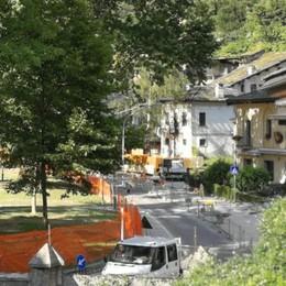 Chiavenna, Pratogiano parco smart alla stretta finale