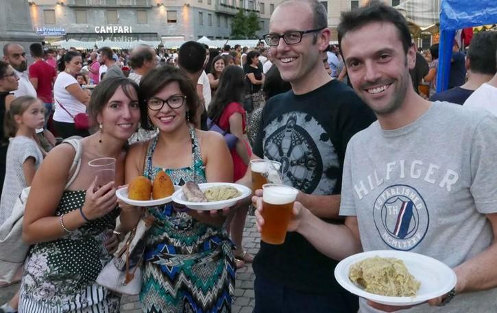 Piazza Garibaldi, viaggio nei sapori  Il giro del mondo restando a tavola