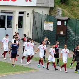 Calcio, debutto travolgente per il Toro a Bormio