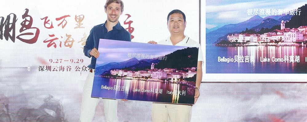 Turismo, Bellagio diventa  la meta preferita dei cinesi