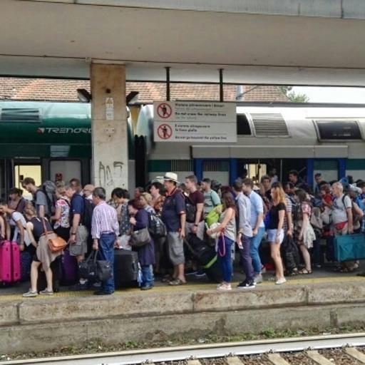 Caos treni, persi aerei e coincidenze  E c'è chi ha speso 40 euro per il taxi