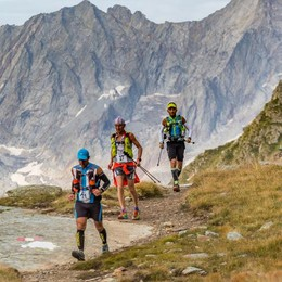 L'Ultra Trail in Valmalenco, al via 350 atleti