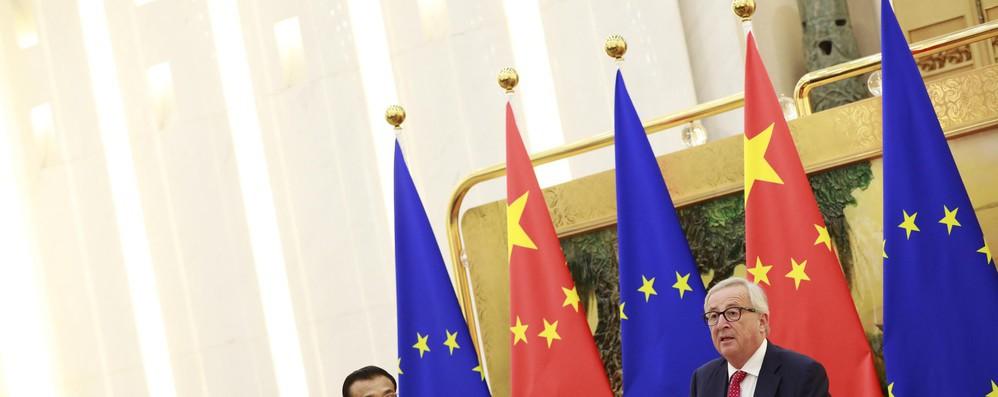 Cina-Ue: entro ottobre via libera ad accordo protezione Ipg